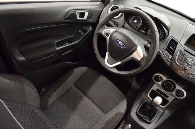 New Fiesta SE 1.6 - completo - preto - ano 2019 - Foto 12