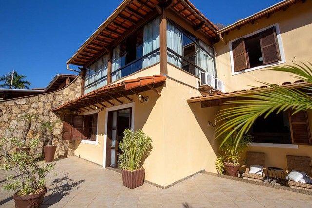 Casa duplex, 5 quartos, suites, pomar, jd. inverno, espaço gourmet, piscina - Foto 4