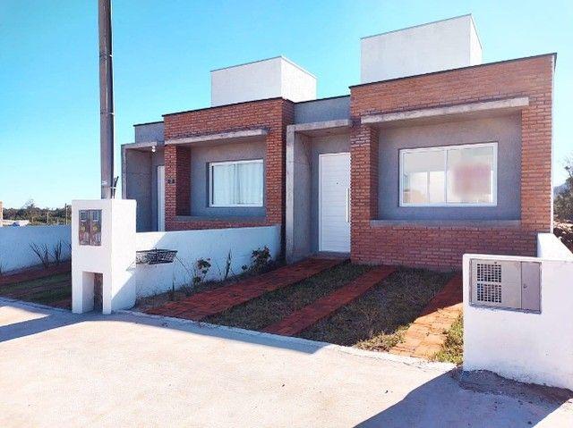 Casa nova com 2D e pátio (Financiável) - Foto 3