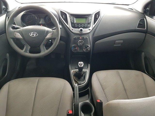 Hyundai Hb20s 1.6 COMFORT PLUS 16V FLEX 4P MANUAL - Foto 5