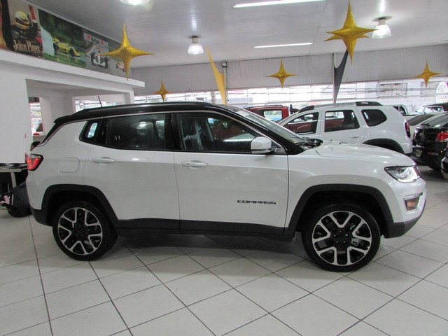 COMPASS 2021/2022 2.0 TD350 TURBO DIESEL LIMITED AT9 - Foto 6