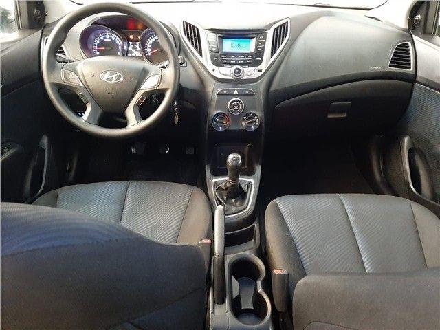 Hyundai Hb20s 2014 1.6 comfort plus 16v flex 4p manual - Foto 6