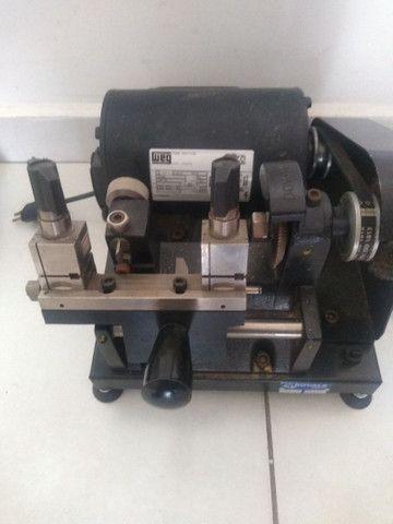Máquina copiadora de chaves - Foto 2