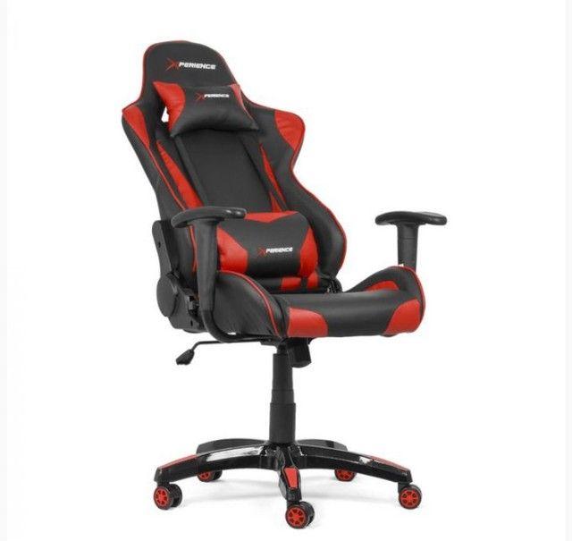 Cadeira Gamer Xperience PRO Vermelha - Foto 4