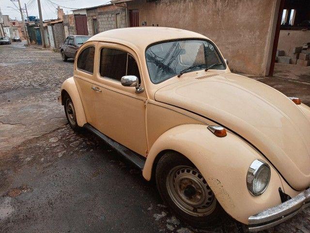 FUSCA 1300 ANO 76.   R$ 5000,00 - Foto 8