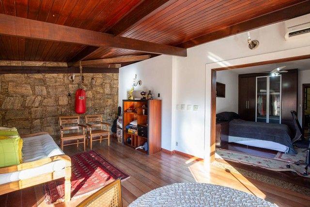 Casa duplex, 5 quartos, suites, pomar, jd. inverno, espaço gourmet, piscina - Foto 20