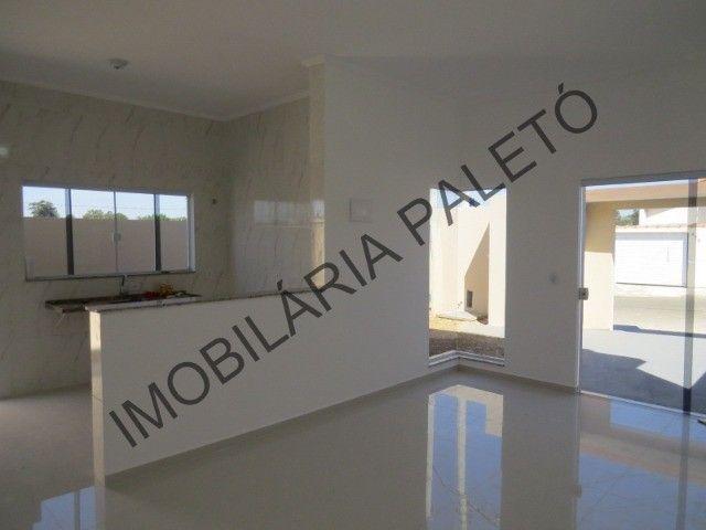 REF 183 Casa nova no Residencial Jardim Adonai, Imobiliária Paletó - Foto 9