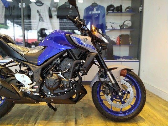 Yamaha MT 03 ABS 2022 - 0km - Foto 8