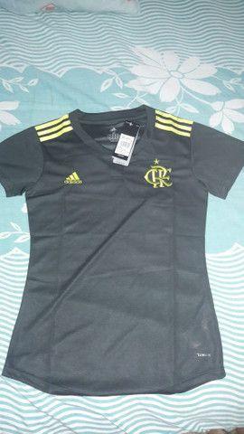 Camisas de clubes feminino - Foto 5