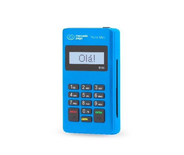 Máquina de cartão (mercado pago) - Foto 3
