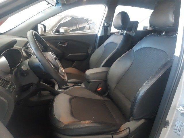 Hyundai IX35 Gls 2.0 Aut Flex 2017, Multimidia, Couro, Unica Dona, Periciada - Foto 11