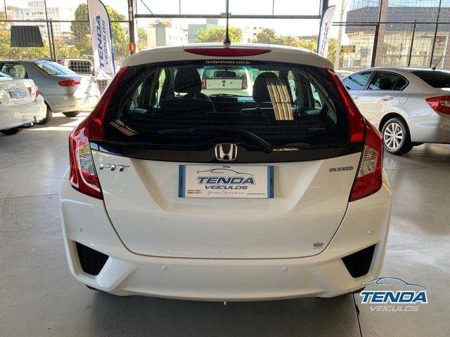 HONDA FIT 2015/2016 1.5 LX 16V FLEX 4P AUTOMÁTICO - Foto 4