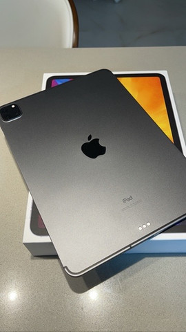 iPad Pro 11 polegadas (2 geração ) wifi+ celular