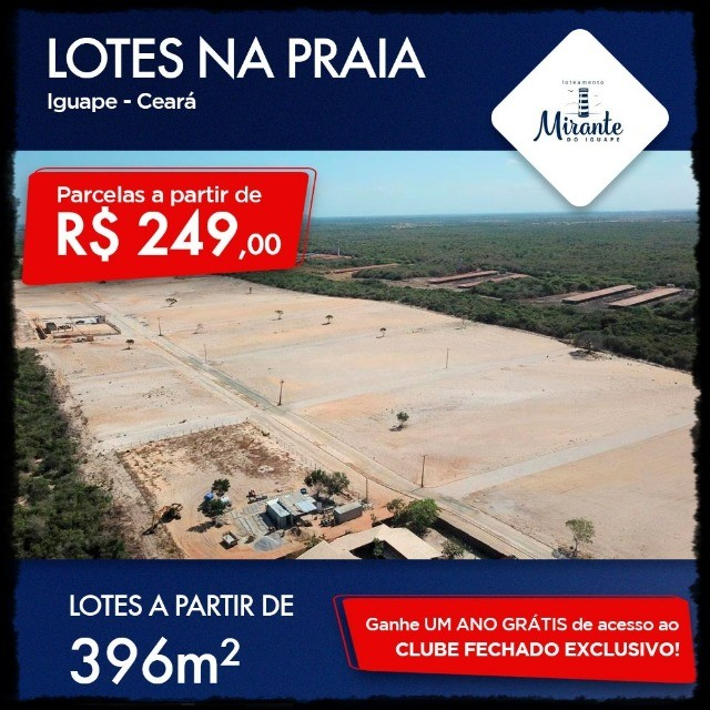 Mirante do Iguape - Lotes a partir de 396m² @# - Foto 17
