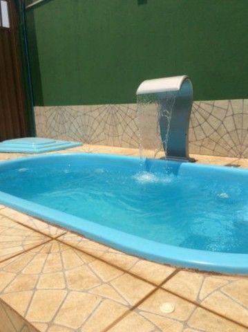 #piscina de fibra pronta entrega obs : casa de máquina Danco a número 1 do mercado  - Foto 2