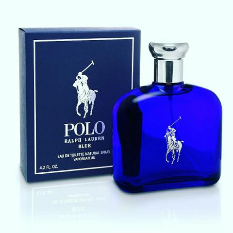 Perfume Polo Blue 125ml Edt Original