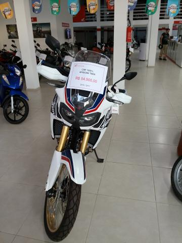 Super desconto crf 1000 african twin