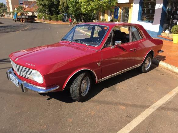 Ford Corcel 1 1970 Luxo