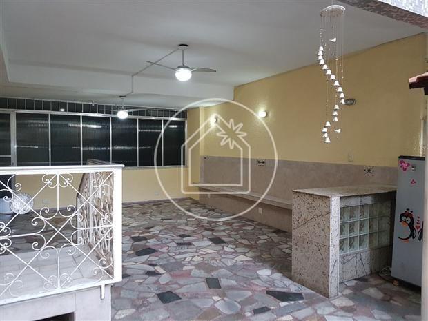 Apartamento à venda com 3 dormitórios em Vila isabel, Rio de janeiro cod:818870