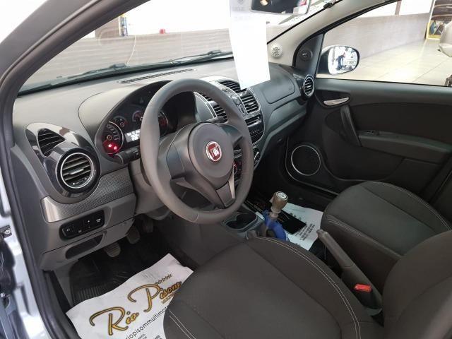 Fiat Grand Siena Attractive -1.4 Manual - 2014/2015 - Completa - Financio - Foto 5