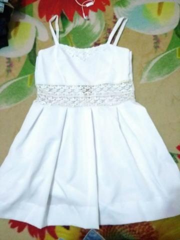 Vestido Branco para Reveillon Ano Novo