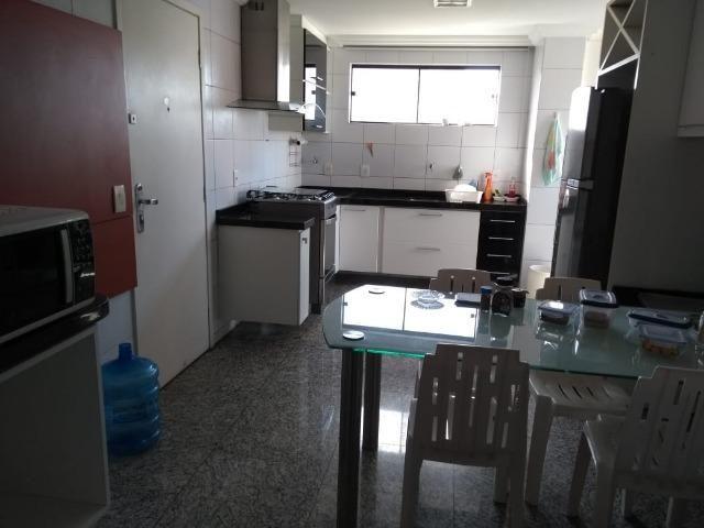 AP0266 - Apartamento 145 m², 3 Suítes, 3 vagas, Ed. Boulevard Silvana, Meireles, Fortaleza - Foto 13