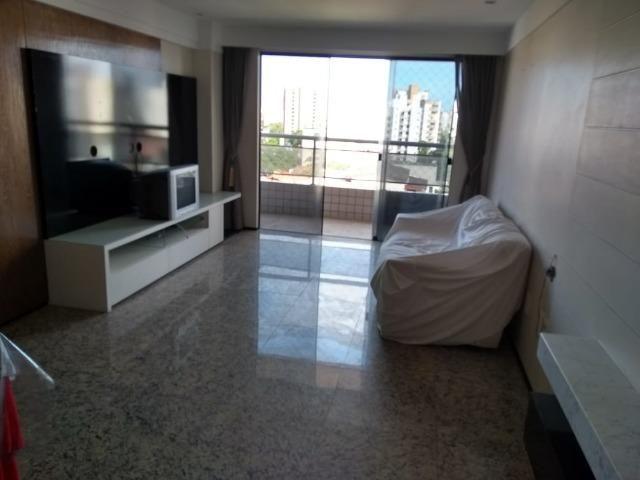 AP0266 - Apartamento 145 m², 3 Suítes, 3 vagas, Ed. Boulevard Silvana, Meireles, Fortaleza - Foto 7