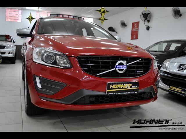 Volvo Xc 60 T5 R-design 2014 *top*impecável*linda
