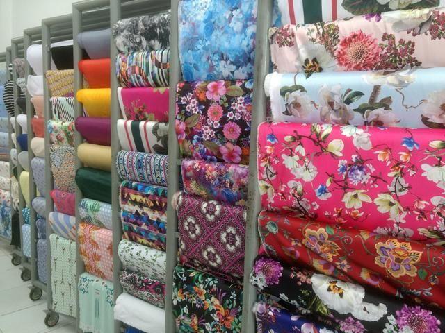 Vendo uma loja de tecidos em Imperatriz