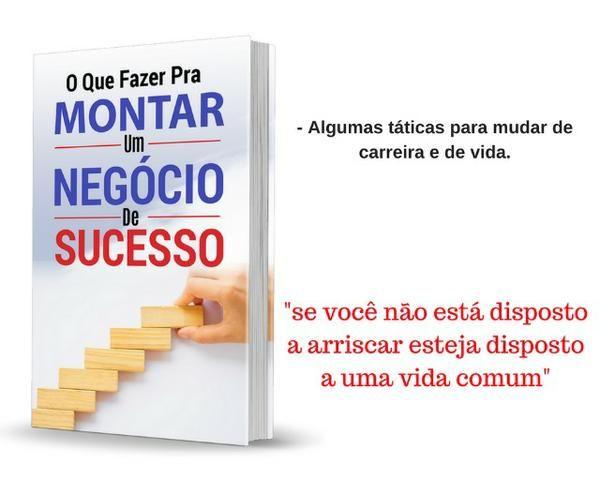 Livro Como montar um negócio Lucrativo