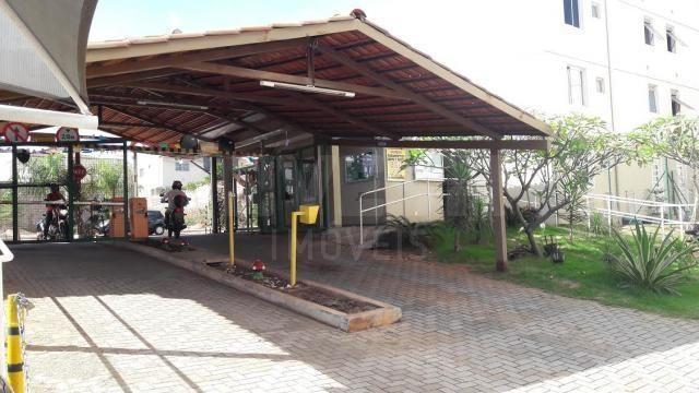 Apartamento para alugar com 2 dormitórios em Setor perim, Goiânia cod:354 - Foto 3