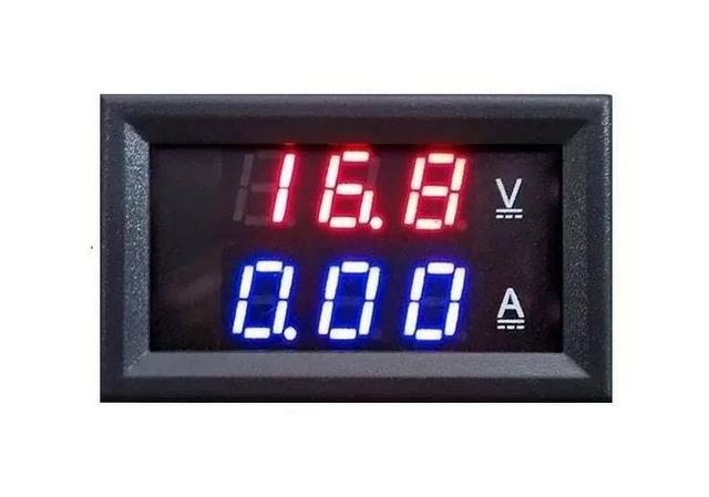 COD-CP147 Voltimetro Amperimetro 100v 100a Arduino Automação Robotica