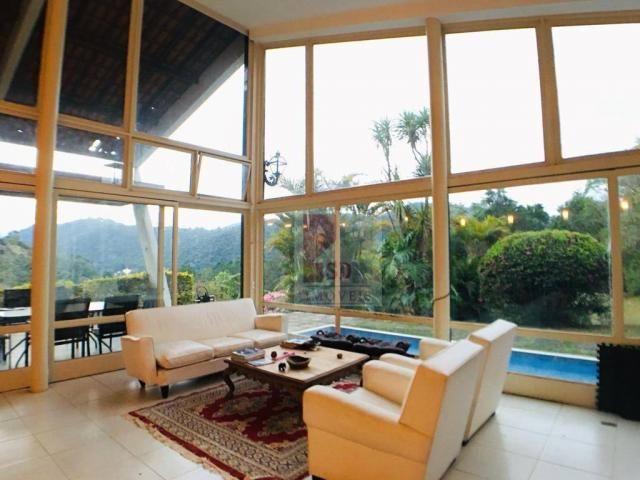Casa com 4 dormitórios à venda, 345 m² por r$ 850.000,00 - albuquerque - teresópolis/rj - Foto 11