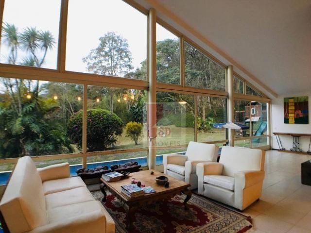 Casa com 4 dormitórios à venda, 345 m² por r$ 850.000,00 - albuquerque - teresópolis/rj - Foto 13