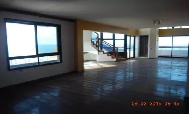 Triplex Vista Mar 6 suites, Sauna, Piscina e Salão de Festas Privativo na Graça - Foto 2