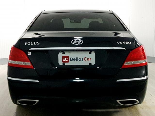 Hyundai EQUUS 4.6 V8 32V 366cv 4p Aut. - Preto - 2012 - Foto 3