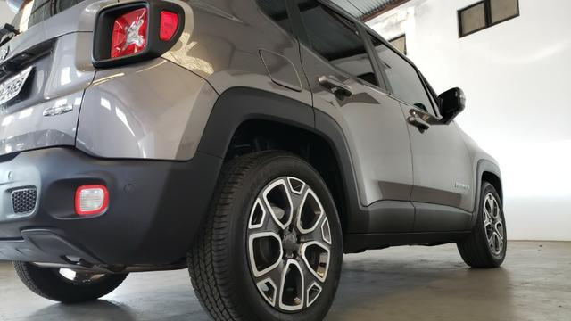 Jeep Renegade Longitude Flex Baixa km - Foto 6