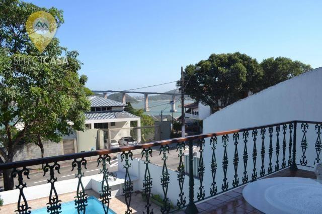 Mansão na ilha do boi com vista para 3º ponte e convento da penha - Foto 15