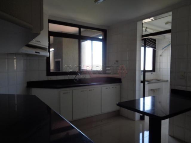 Apartamento à venda com 3 dormitórios em Vila mendonca, Aracatuba cod:V8282 - Foto 6