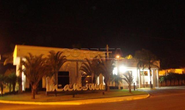 Terreno à venda em Condominio mansour, Aracatuba cod:V59741 - Foto 4