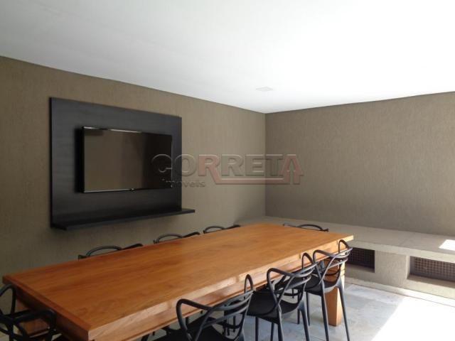 Apartamento à venda com 3 dormitórios em Vila mendonca, Aracatuba cod:V8282 - Foto 20