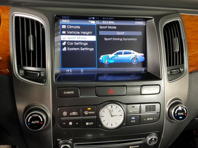 Hyundai EQUUS 4.6 V8 32V 366cv 4p Aut. - Preto - 2012 - Foto 10