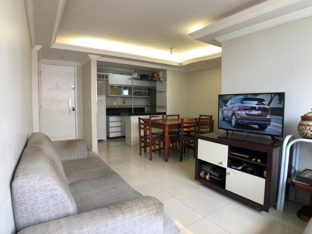 AP0685 - Apartamento com 3 quartos no 15° andar do Condomínio Atlântico Sul no Cambeba - Foto 6