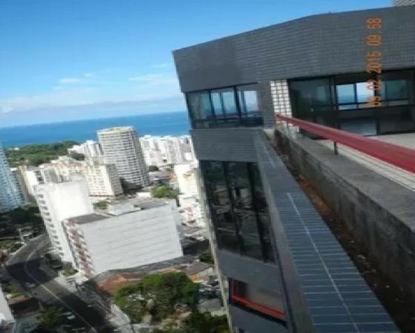 Triplex Vista Mar 6 suites, Sauna, Piscina e Salão de Festas Privativo na Graça - Foto 3