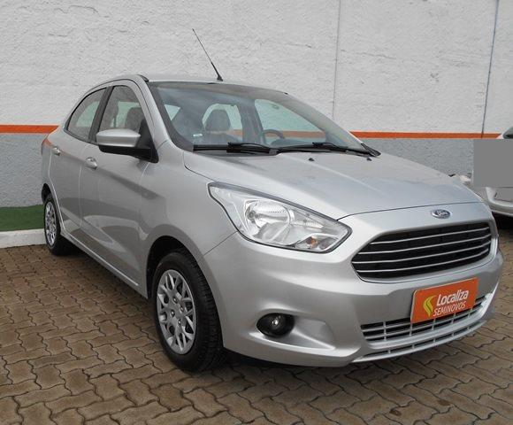 FORD KA + 2017/2018 1.5 SIGMA FLEX SE MANUAL - Foto 4
