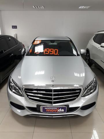 Mercedes C-180 exclusive 2018/2018 Periciada, laudo disponível! - Foto 2