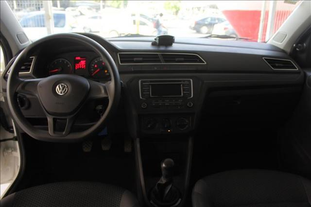Volkswagen Voyage 1.6 Msi Totalflex Trendline - Foto 8