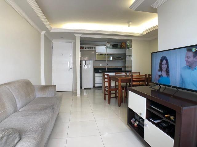AP0685 - Apartamento com 3 quartos no 15° andar do Condomínio Atlântico Sul no Cambeba - Foto 3