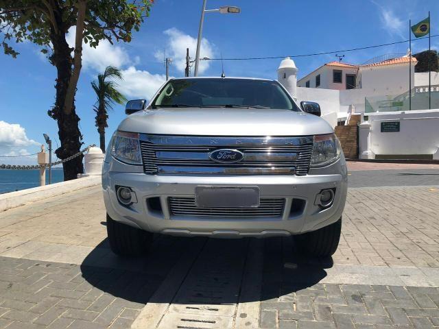 Ford Ranger 2013 XLT 4x4 Diesel - Foto 3