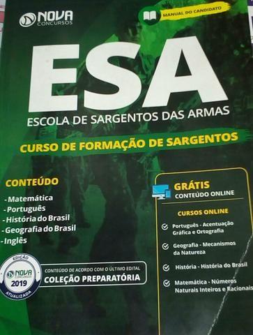 Apostila para Estudo para EsSA.
